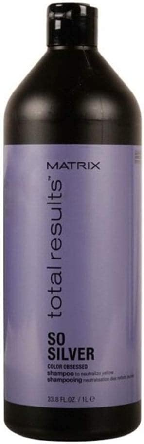 Matrix Total Results So Silver Shampoo 1000 ml