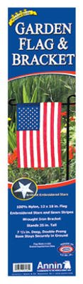 Annin & Co 12'X18' Us Gdn Flag Kit 251 Decorative Banners &