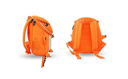 DESIGN FREUNDE 1471 Kinderrucksack Rucksack Handtasche Reisetasche Turnbeutel Beutel Smiley Aufdruck Tasche Tüte Rucksack Jutebeutel Hipster Fashion Mode Bagpack Emoji - EINZIGARTIG!