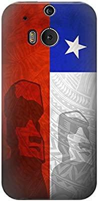 Amazon.com: R2971 Chile Football Soccer Flag Case Cover For ...