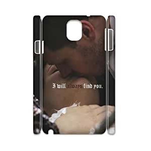 LSQDIY(R) Once upon a time Samsung Galaxy Note 3 N9000 Hard Back 3D Case, Personalized Samsung Galaxy Note 3 N9000 3D Case Once upon a time