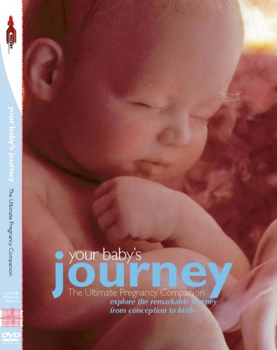 Your Baby's Journey - Award Winning Pregnancy DVD and Keepsake Book *** SPECIAL OFFER **