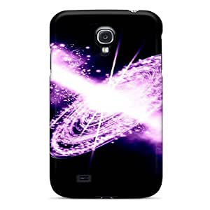 linJUN FENGFashion BNFgoFc7873GhHYe Case Cover For Galaxy S4(black Hole Extreme)