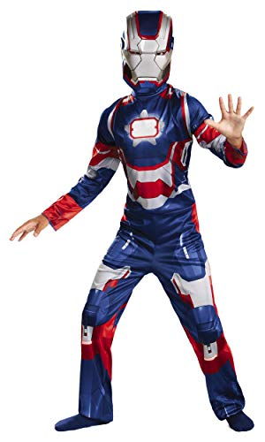 Iron Patriot Classic Child Costume - Large