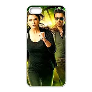 jazbaa first look poster wide iPhone 5 5s Cell Phone Case White xlb2-146489