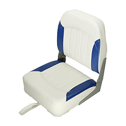 - Seamander Boat Seat ((102S)-White/Blue)
