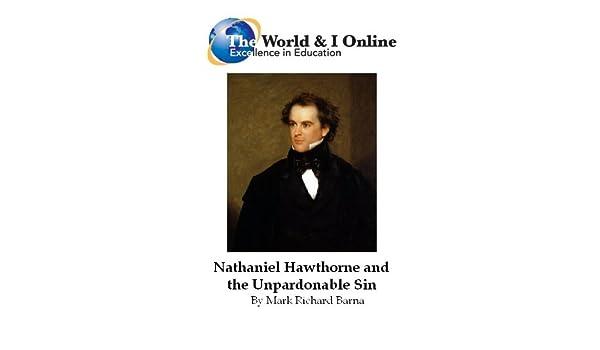 the unpardonable sin hawthorne
