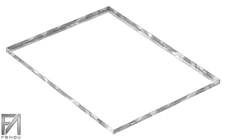 Fenau | Grating-Frame (Steel) Dimensions: 600 x 800 x 23 mm for ...