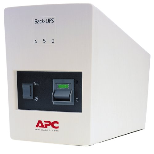 APC 650VA Back-Up Power Supply (Discontinued by Manufacturer)