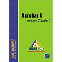 Acrobat 6 version standard