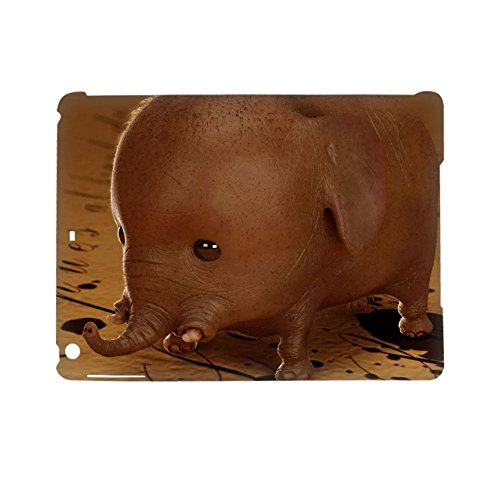 - Safeguard For Ipad Air 1Generation Print With Elephant For Children Phone Shell Plastics