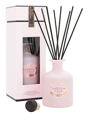 Portus Rose Blush Cale 8 Oz Fragrance Reed Diffuser