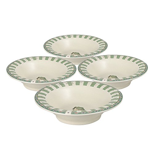 Pfaltzgraff Naturewood Soup/Cereal Bowl (10-Ounce, Set of 4)