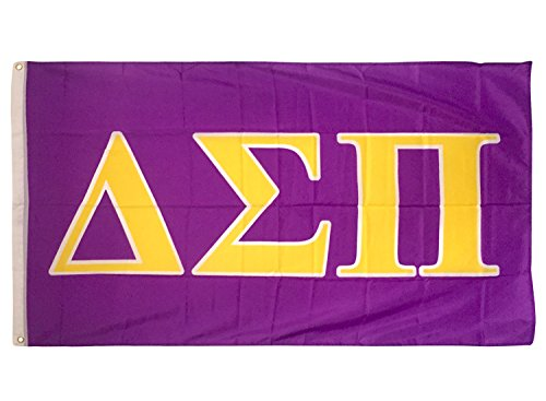 Desert Cactus Delta Sigma Pi Letter Fraternity Flag Greek Letter Use as a Banner Large 3 x 5 Feet Sign Decor For Sale