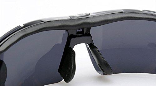 Gafas explosiones E PC Ciclismo de Prueba Exteriores a Sol 4wfFr04q