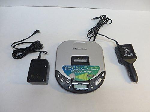 - Emerson Wireless Signal Transmitter Portable CD Player HD7188