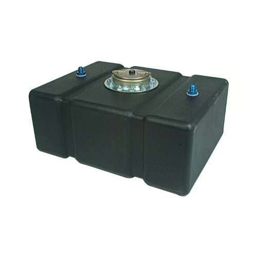 Jaz Products 200-008-01 8-Gallon Black Circle Track Fuel Cell
