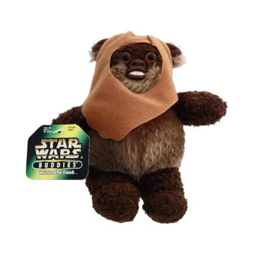 Star Wars Wicket the Ewok Plush