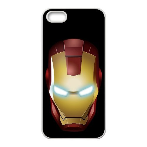 LP-LG Phone Case Of Iron Man For iPhone 5,5S [Pattern-4]
