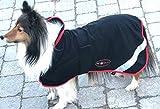 Vet Therapy 112597 FIR Mesh Dog Rug with Hood, Medium