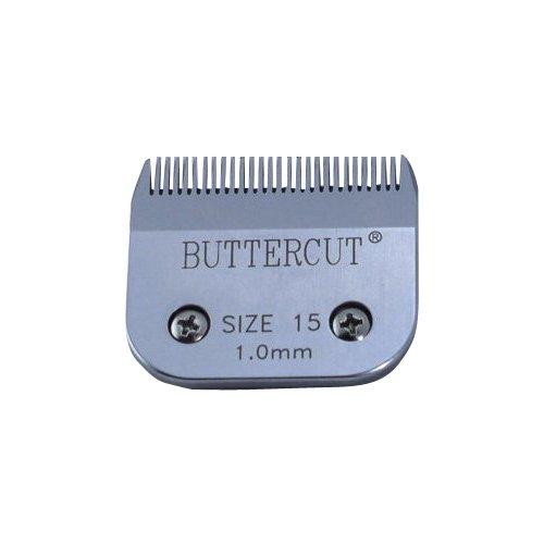 Geib Buttercut Stainless Steel Dog Clipper Blade, Size-15, 3/64-Inch Cut Length by Geib Buttercut