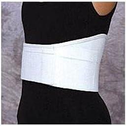 Deluxe Universal Segmented Latex Free Rib Belt by Sport Aid - Female Version # 3813 by Scott