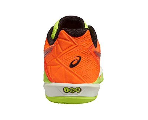 Asics GEL FIREBLAST 2 Scarpe di Pallamano Arancione per Uomo
