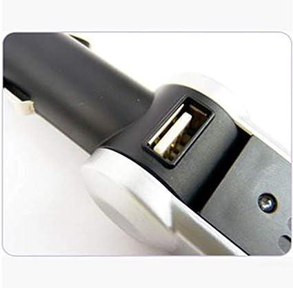 Zeerkeer - Purificador de Aire para Coche con Puertos USB ...