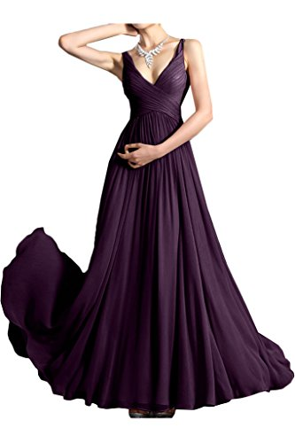 Missdressy - Vestido - plisado - para mujer morado 2 mes