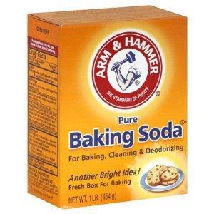 Arm & Hammer Baking Soda, 16-Ounce Boxes (Case Of 24)