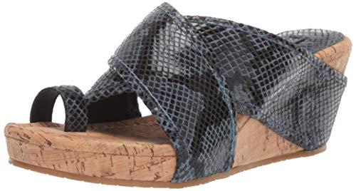 Donald J Pliner Ankle Strap Wedges - 1