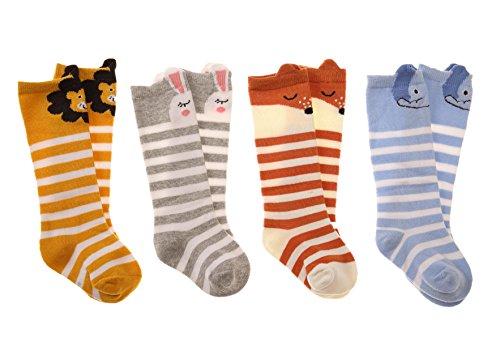 miubear-3-6-pack-toddler-knee-high-socks-super-cute-cartoon-animal-cotton-socks-for-baby-boys-girl-0