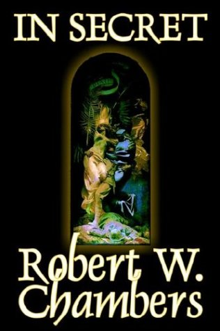 book cover of In Secret