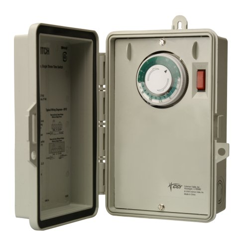 20 amp outdoor timer - 7