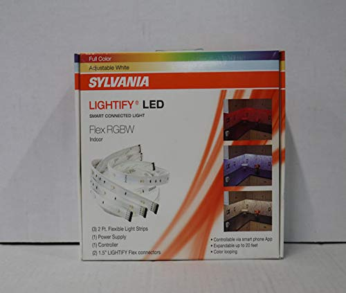 Lightify Strip Light Starter Kit, Color Changing