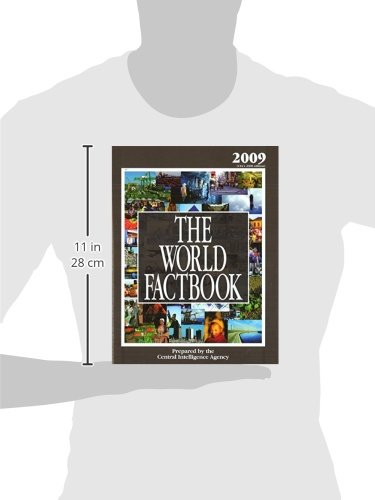 The World Factbook: 2009 Edition (CIA's 2008 Edition)