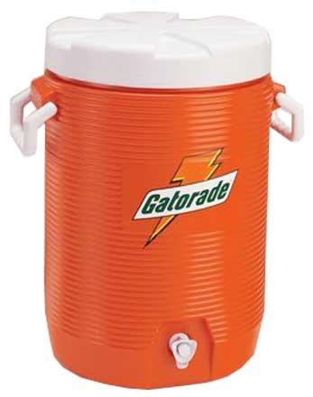 5 Gallon Gatorade Cooler - 5