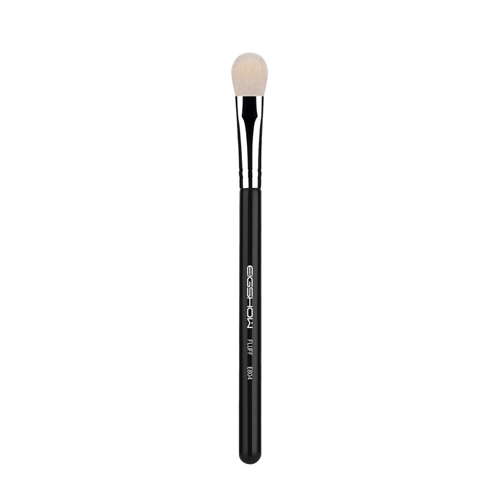 EIGSHOW Fluff Brush Professional Natural Goat Hair Bristles Makeup Eye Brush Eyeshadow Blending Crease Kit Premium Quality Copper Ferrule Wooden Handle E8XL