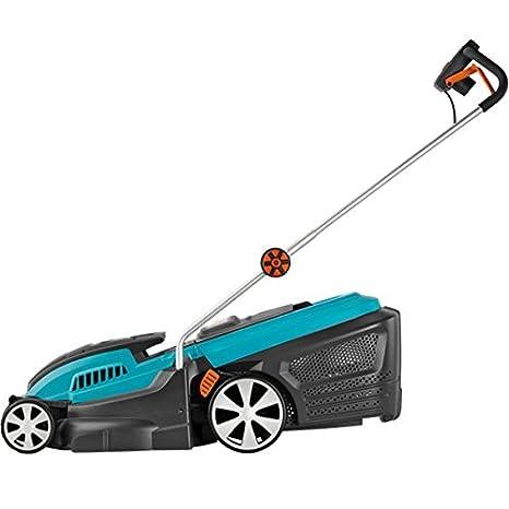 Gardena 4075-20 - Cortacésped PowerMax 37 E: Amazon.es: Bricolaje y herramientas