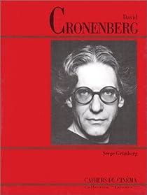 David Cronenberg par Grünberg