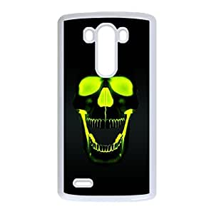 LG G3 Csaes phone Case Skull NK94224