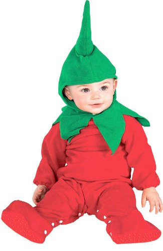 Red Hot Chili Pepper Baby Costumes - (Chili Pepper Costumes)