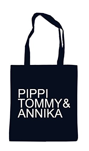 Negro Pippi Freak Certified Tommy Annika Bolsa amp; nwzfqHYf