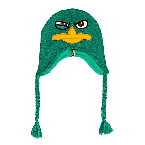 [Fancy Party Halloween 3D Agent Perry Laplander Hat] (Agent Carter Halloween Costume)