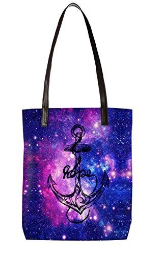 Snoogg Strandtasche, mehrfarbig (mehrfarbig) - LTR-BL-3026-ToteBag