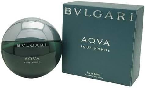 Bvlgari Aqua By Bvlgari For Men. Eau De Toilette Spray 3.4 Ounces