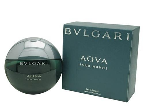Aqua By Bvlgari Eau De Toilette Spray For Men 3.4 oz