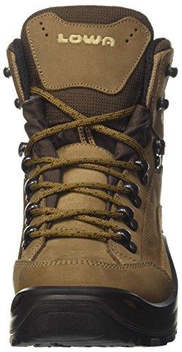 4655 Marron De Montagne Ws Mid Chaussures Pour taupe Renegade Femme sepia Lowa Gtx 6q7zA