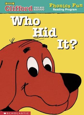 Who hid it? (Phonics Fun Reading Program)