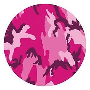 Absorbent Stone Pink Camo Coaster (Car Coaster, Pink Camo)